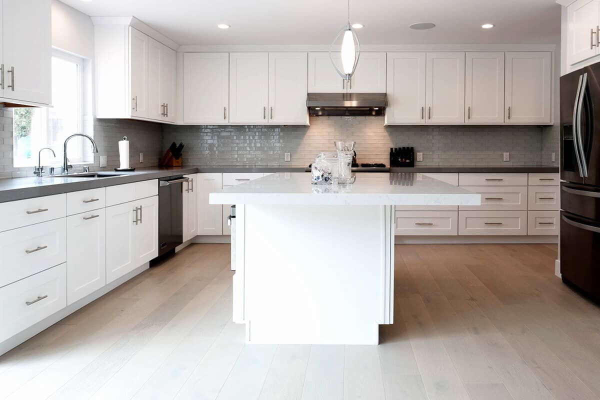 white shaker rta cabinets - cabinet city kitchen and bath