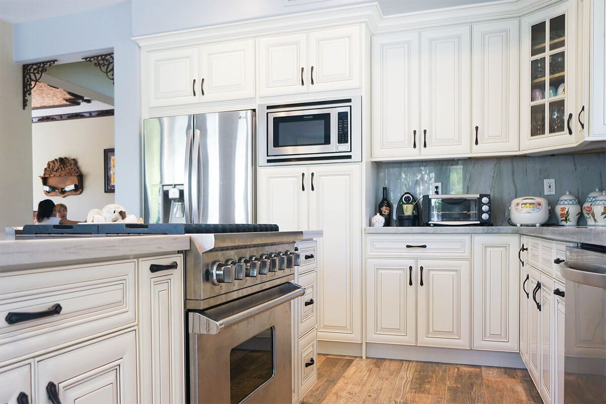 Cabinet City | Antique White RTA Cabinets