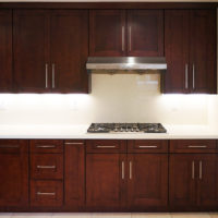 Mahogany Shaker Rta Cabinets Cabinet City Kitchen And Bath