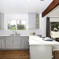 Grey Shaker Rta Cabinets Cabinet City Kitchen And Bath