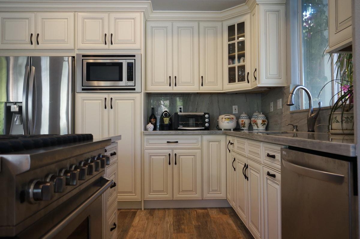 Antique White Rta Cabinets