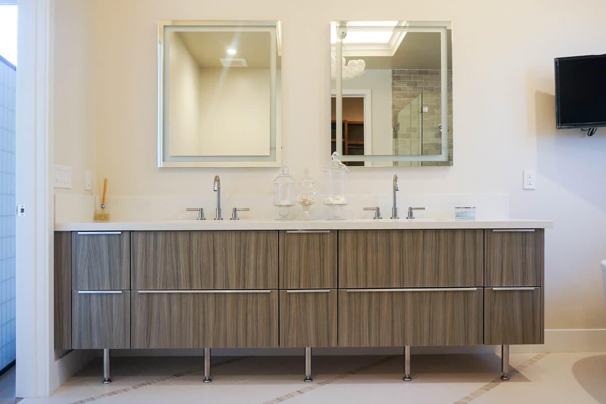 Brilliant Bathroom Vanity Cabinets Cabinet City Kitchen And Bath Interior Design Ideas Pimpapslepicentreinfo