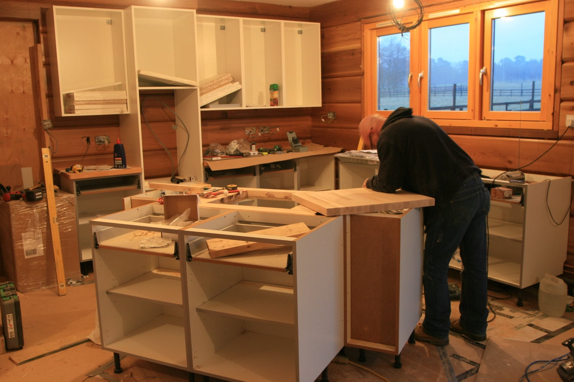 Epic project epic kitchen cabinet city for Kitchen cabinet contractor