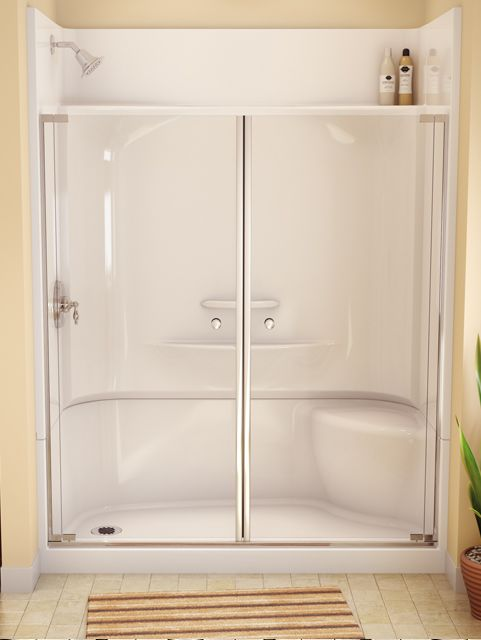Upgrading to a Quality Shower Floor - Cabinet City Kitchen ...