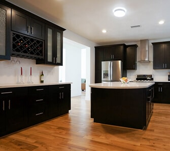Solid Wood RTA Cabinets