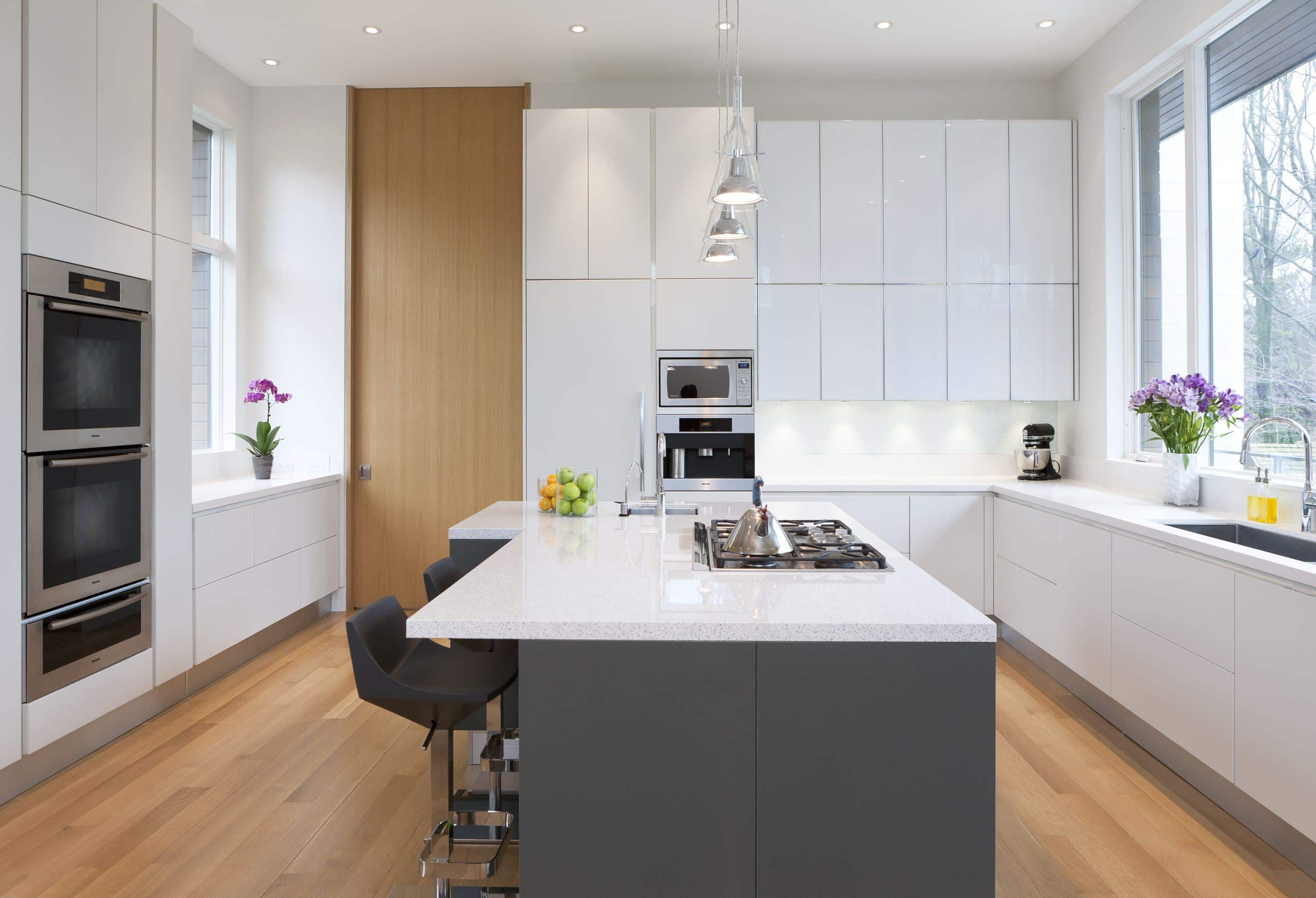 The Kitchen Triangle Rule for Modular Kitchens and Other ...