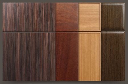 A-selection-of-wood-venner-slab-cabinet-doors.