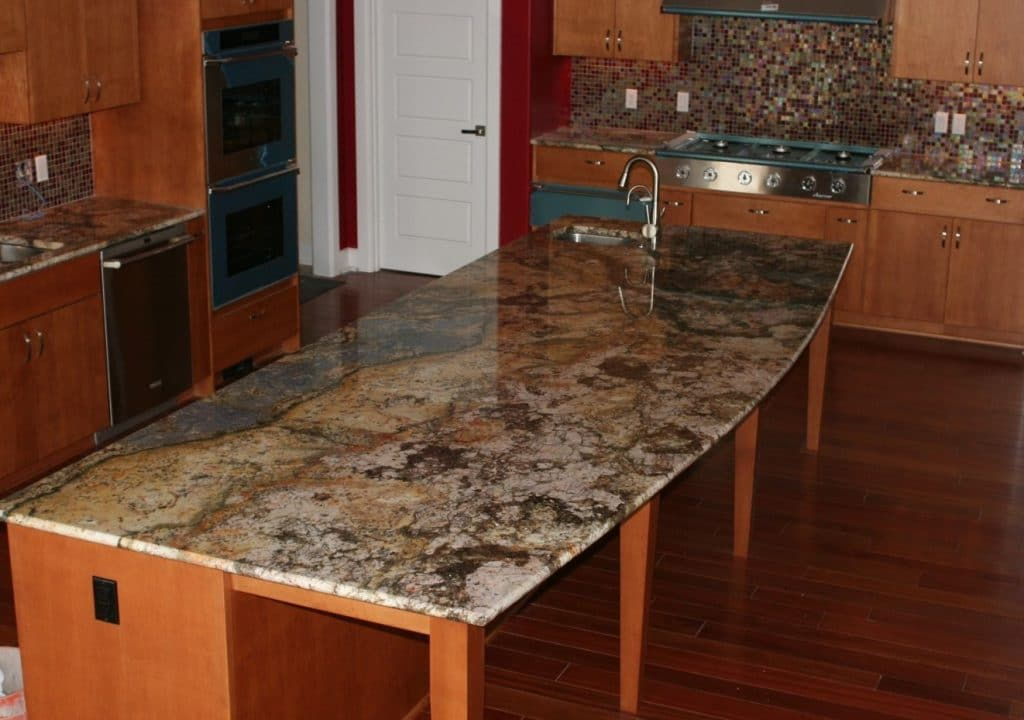 A-unique-granite-countertop