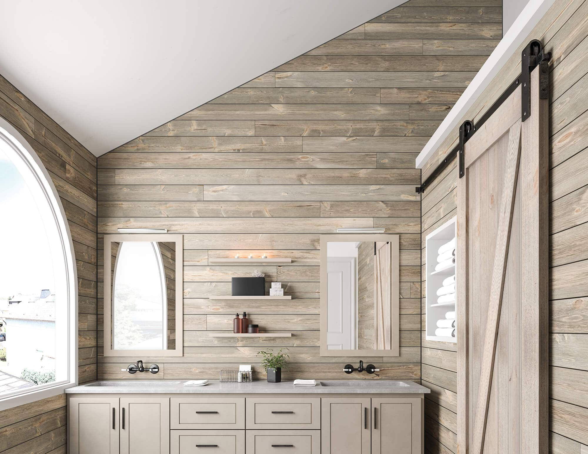 Excellent-use-of-shiplap-in-a-bathroom-double-vanity