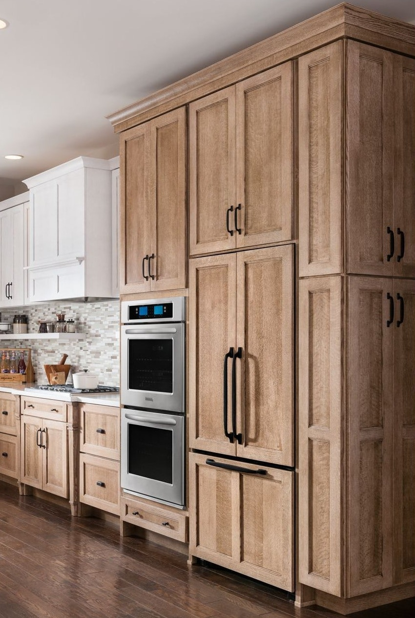 INNOVATION: Counter Depth Upper Cabinets - Cabinet City ...