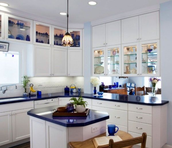 3 Blue Kitchen Backsplashes You Ll Love Cabinet City Kitchen And Bath
