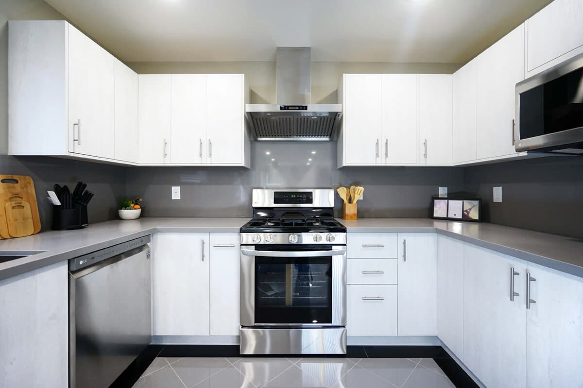Bella Flat Panel Euro Style Cabinet City Kitchen And Bath